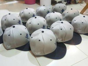 ปักหมวก