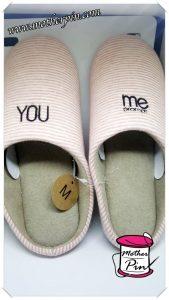 รับปักรองเท้าสลิปเปอร์