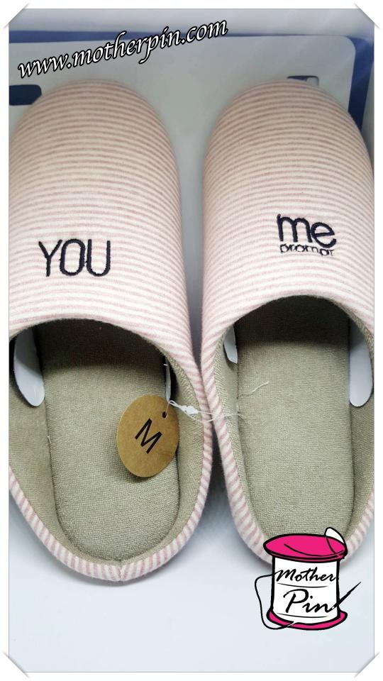 งานปักรองเท้า สลิปเปอร์ ตามแบบของคุณ