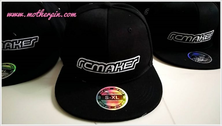 งานปักหมวกจำนวนมาก RCMAKER