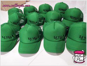 ขายหมวกโฟมพร้อมปัก