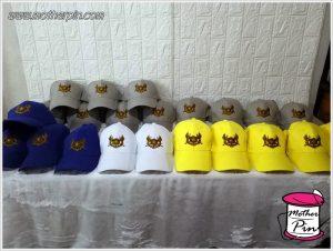 ขายหมวกพร้อมปักโลโก้