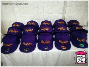 รับปักหมวก