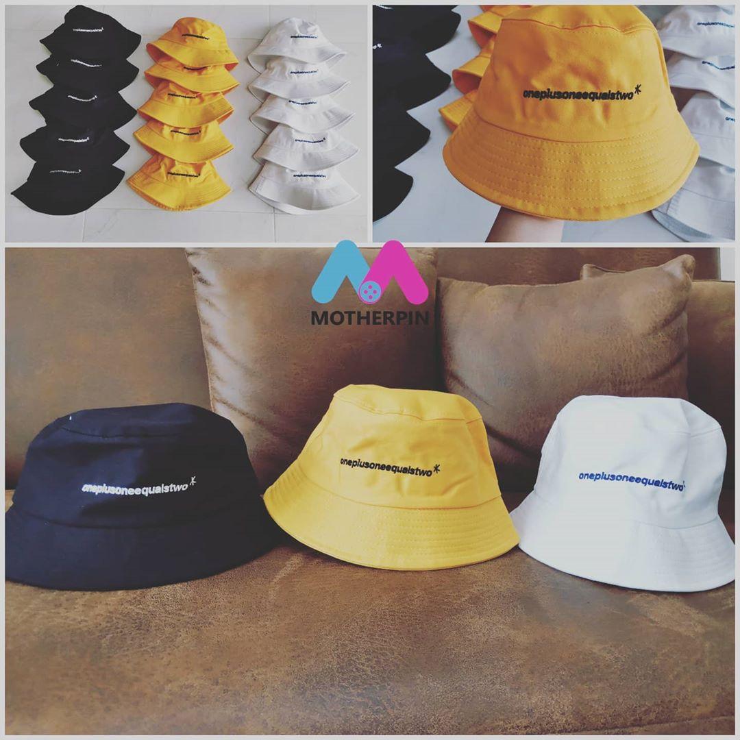 รับปักหมวกบักเก็ต ขายหมวกพร้อมปัก