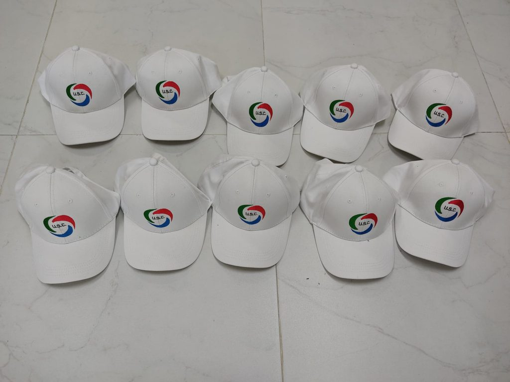 รับปักหมวกบริษัท